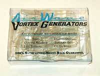Vortex Generators Experimental Aircraft Ultralight