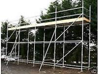 scaffold system almost spanner free installation