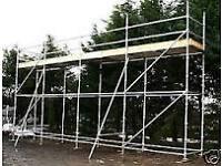 scaffold cuplock easy erect system £1100.00ono