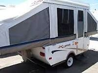 youRVacation trailer rental August availability