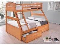 Joseph triple bunkbeds