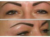 Microblading and permanent make up