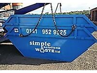 LOW COST, RELIABLE SKIP HIRE