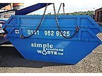 Simple skip hire