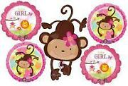 Baby Monkey Decor