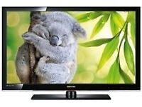 "40"" INCH SAMSUNG FULL HD LCD TV WITH BUILT IN FREEVIEW TV **CAN BE DELIVERED**"