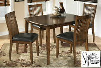 Brand NEW Ashley 5pc Dinette Set! Call 709-726-6466!