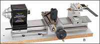 Taig Miniature Lathe for Turning Metal
