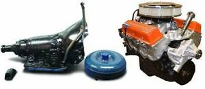 Hot Rod Transmission Service-Converters-Parts