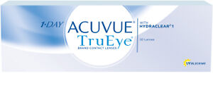 Acuvue True Eye Daily Contacts +2.75