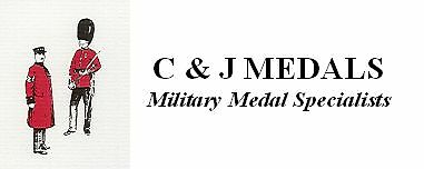 C and J Medals