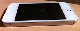 IPhone 4S 16GB White - Good Condition