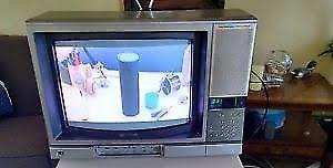 Sony Trinitron Color TV Receiver
