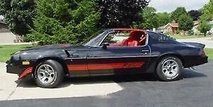 WANTED 1980 - 1981 CAMARO Z28 ALL ORIGINAL