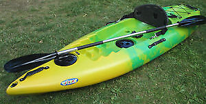 Purity 1 Kayak + free paddle West Island Greater Montréal image 2
