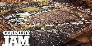 Country Jam Eau Claire Wisconsin