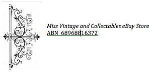 Miss Vintage and Collectables