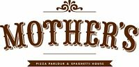Mother's Pizza is Hiring Cooks, Servers, and Hostesses!