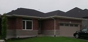 New Construction 3 bedroom Bungalow in desirable location