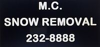 MC.SNOW REMOVAL IN DIEPPE & PARTS OF MONCTON