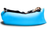Lazy Air Bed Lounger Inflatable Beach Sofa