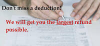 PROFESSIONAL TAX SERVICE / BOOKKEEPING