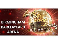 Cheap Strictly Come Dancing Tickets Tonight Friday 20th January Birmingham Barclaycard Arena
