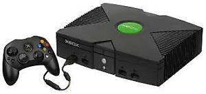 Modded xbox with 1000's of games (NES, SNES, SEGA, GENESIS, ect)