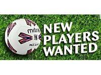 Football-Goalkeeper Needed URGENT Mens Adult 6 a side team