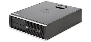 HP 8100,i5 a3.20GHz, 6GBs DDR3, Win10Pro (October 2018 version)