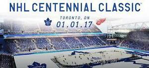 Centennial Classic tickets - Jan 1/17. GREAT SEATS & LOW PRICES!