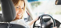 Driving school, driving instructors, road test, and all in one
