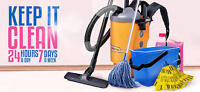 Cleaning Contracts Wanted - SAVE 20% from you current contractor