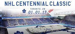 Centennial Classic tickets - Jan 1/17. GREAT SEATS & LOW PRICES! Stratford Kitchener Area image 1