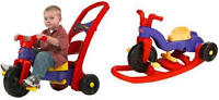 Fisher Price Rock and Roll Trike XL