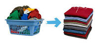 Laundry Service- Pick up, Wash, Fold and Deliver.