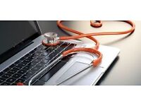 Microsoft IT Technician Ready to fix any laptop/PC, Professional but great value.