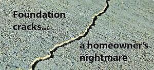 Basement Foundation Crack Repair Services