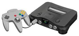 Looking to Buy A Nintendo 64 and Games!