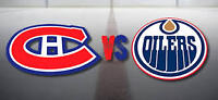 HABS-CANADIENS VS EDMONTON OILERS! CHEAP TICKETS FOR SALE!!