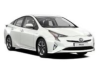 Uber Ready Prius and Seven Seater PCO Hire