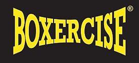 Boxercise classes £5 per class. Boxing