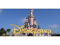 Disneyland Tickets (Park and Walt Disney Studios)