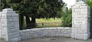 OCEAN VIEW CEMETERY - Burial Spaces - SAVE THOUSANDS!!!