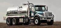 DZ/AZ  Driver Owner of a Water Hauling business