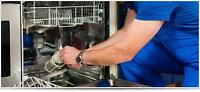 --- Dishwasher and other appliance repair services in GTA! ---