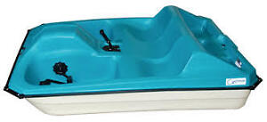 Countour Cadet Paddle Boats (2 ONLY) with free canopy