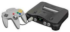 Want To Buy A Nntendo 64 And Games!