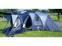 Large 4 person tent - vango diablo 4000