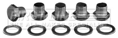 OPEL ASTRA F, G, H 1.7D Sump Plug 91 to 10 Oil Drain Firstline 0652492 94027565